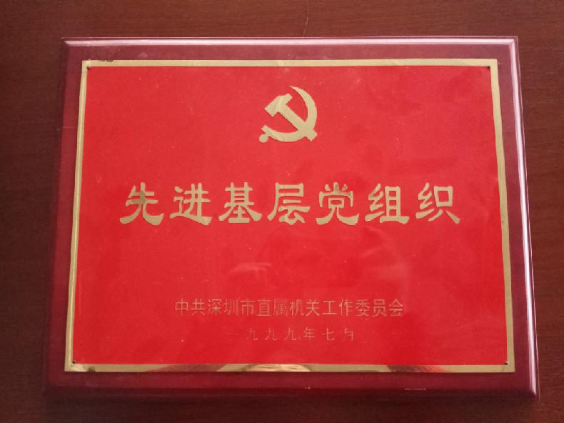 1999年先进基层党组织